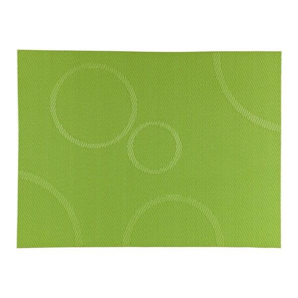 Mata stołowa Green Circle, 40x30 cm