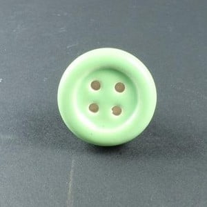 Gałka porcelanowa Green Button