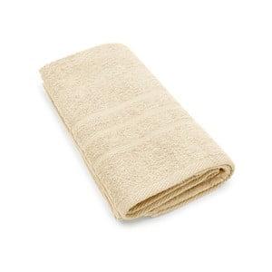 Beżowy ręcznik Jalouse Maison Serviette Invité Naturel, 50x100 cm
