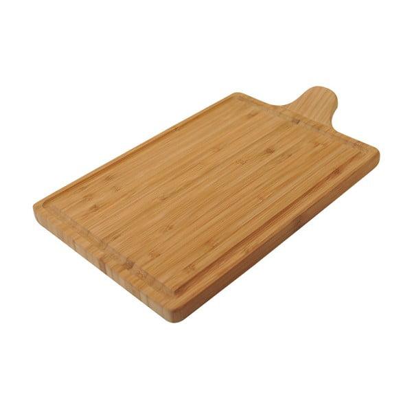 Bambusowa deska do krojenia Bambum Pier, 26x18 cm