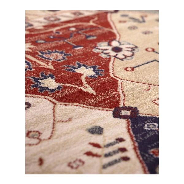 Dywan wełniany Byzan 544 Beige, 140x200 cm