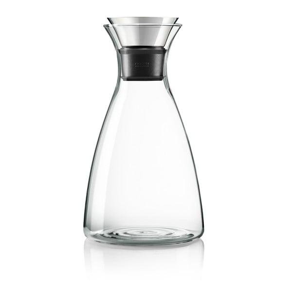 Karafka Eva Solo Transparent Black, 1,4l