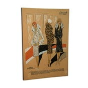 Obraz Fashion Coats, 50x70 cm