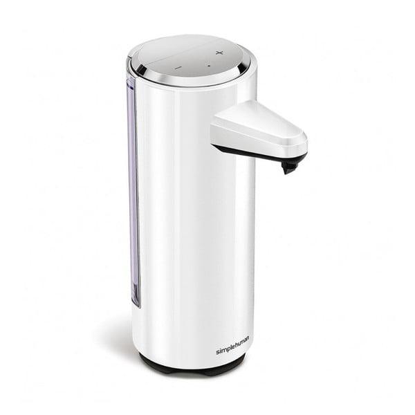 Bezdotykowy dozownik do mydła Simply, biały