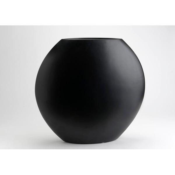 Wazon Mat Black Vase
