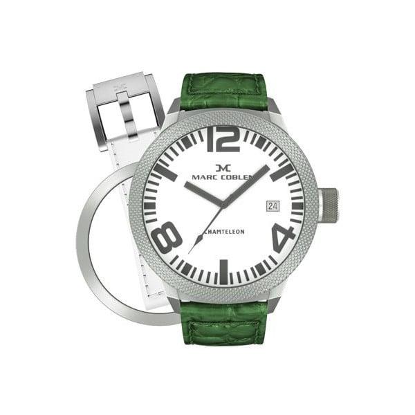 Zegarek męski Marc Coblen z dodatkowym paskiem i obręczą P19