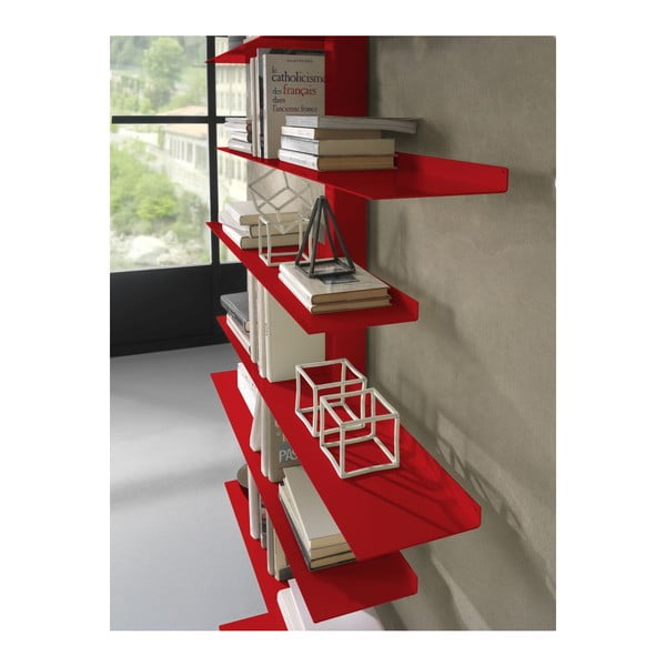 Biblioteczka Apollo Red