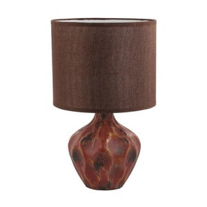 Lampa stołowa Dark Red Ceramic