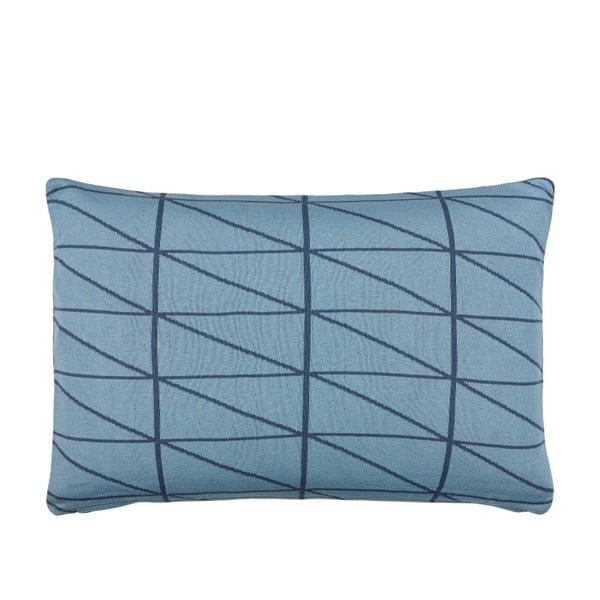 Poduszka z wypełnieniem Gate Blue, 40x60 cm