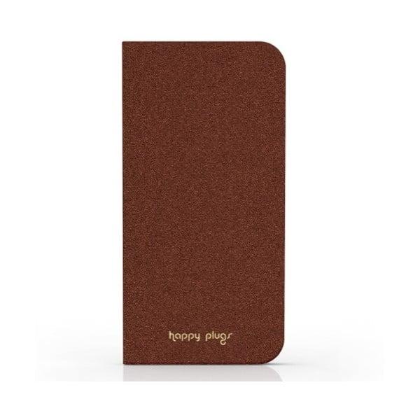 Pokrowiec Happy Plugs na iPhone 6, brązowy