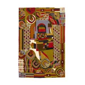 Dywan Hundertwasser, 180x120 cm