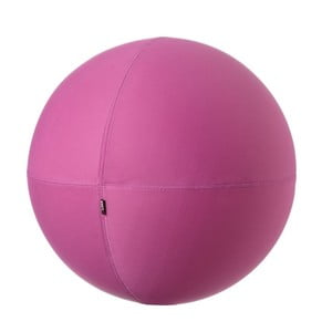 Piłka do siedzenia Ball Single Radiant Orchid, 65 cm
