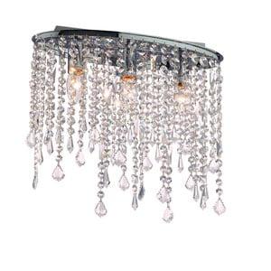 Lampa sufitowa Crido Chandelier Chrome