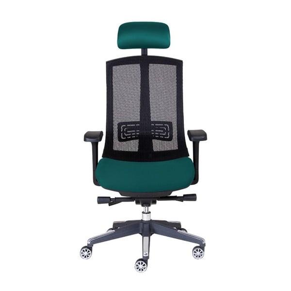 Krzesło biurowe Tokio, niebieskie