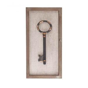 Dekoracja naścienna Key II, 20x40 cm