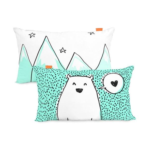 Poszewka na poduszkę Bear, 50x30 cm