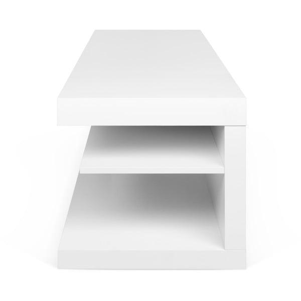 Biała szafka pod TV TemaHome Detroit