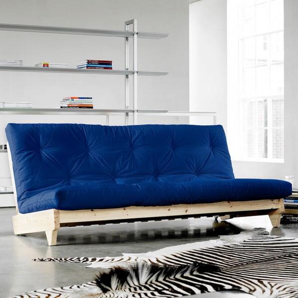 Sofa rozkładana Karup Fresh Natural/Royal