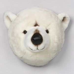Pluszowe trofeum Niedźwiedzica Berta