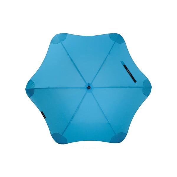 Super wytrzymały parasol Blunt Mini 97 cm, niebieski