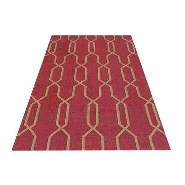 Ręcznie tkany dywan Kilim D no.743, 155x240 cm
