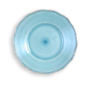 Mały turkusowy talerz Brandani