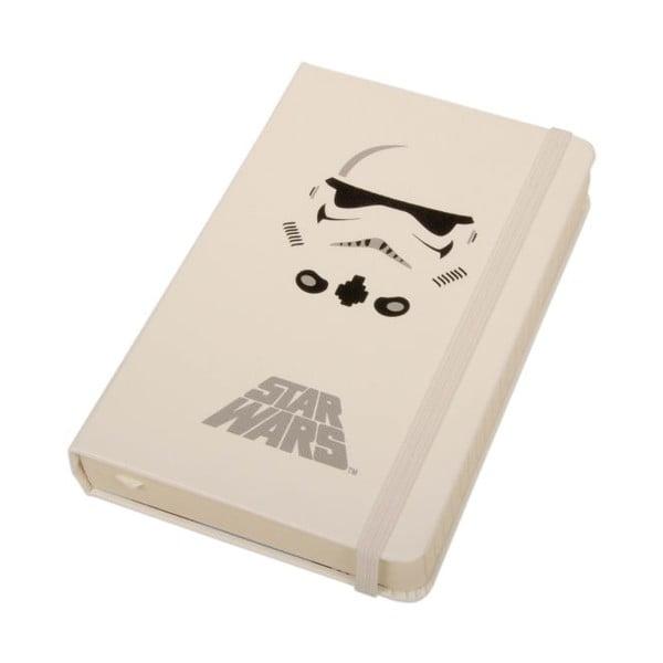 Mały kalendarz Star Wars Daily Hard 2015, biały