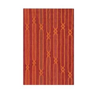 Ręcznie tkany dywan Kilim D no.781, 140x200 cm