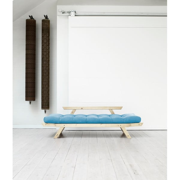 Sofa Karup Bebop Natural/Horizon Blue