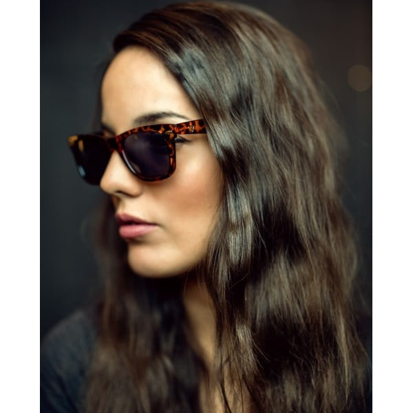 Szylkretowe okulary przeciwsłoneczne Cheapo Noway