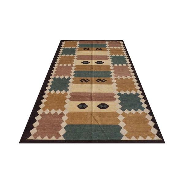 Ręcznie tkany dywan Kilim No. 728, 155x240 cm