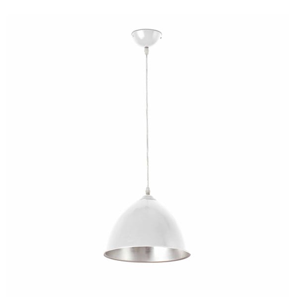 Lampa sufitowa wisząca Alder Bianco
