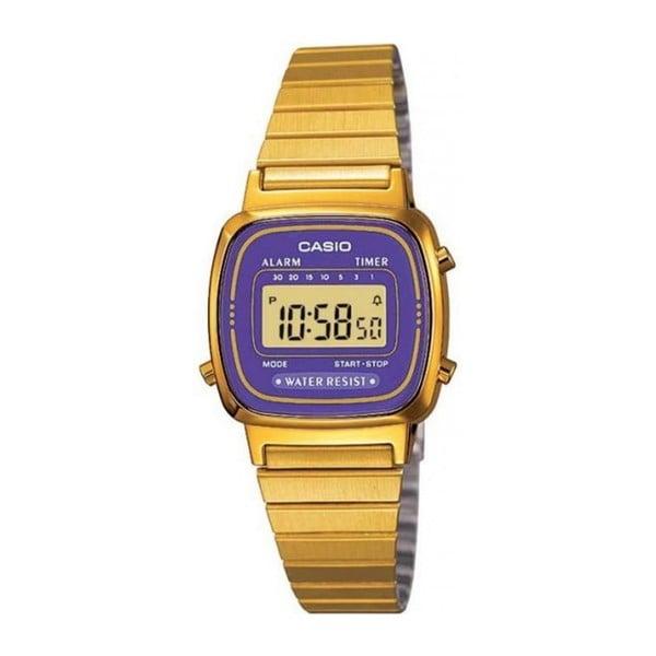 Zegarek unisex Casio Gold/Purple