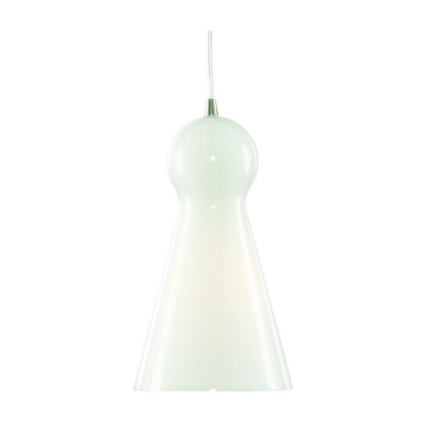 Lampa wisząca Searchlight Opas, biała