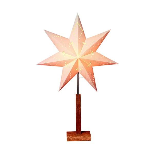 Gwiazda świecąca se stojanem Best Season Karo Medo