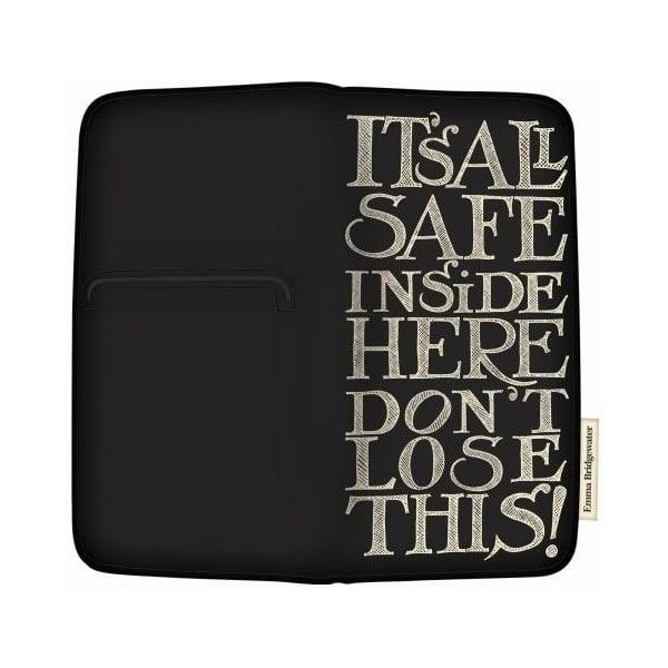 Etui na dokumenty It's all safe inside