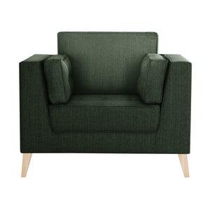 Zielony fotel Stella Cadente Atalaia