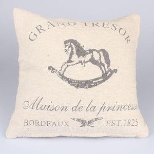 Poszewka na poduszkę Grand Tresor, kremowa