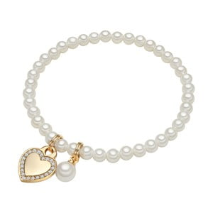 Perłowa bransoletka Rot, perła 4 mm