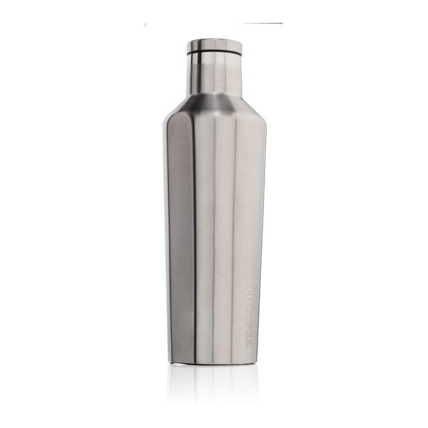 Srebrna butelka termiczna Root7 Canteen, 470 ml