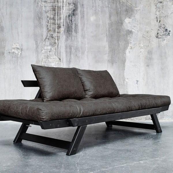 Sofa Karup Vintage Bepop Black/Black