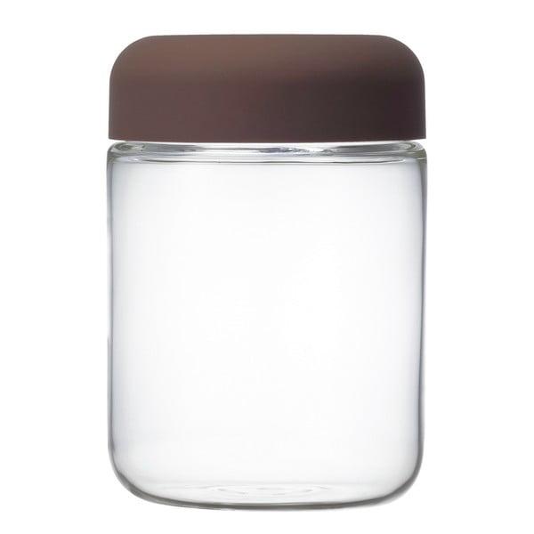 Pojemnik Cylin 550 ml, brązowy
