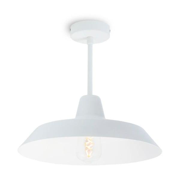 Biała lampa wisząca Bulb Attack Cinco Basic