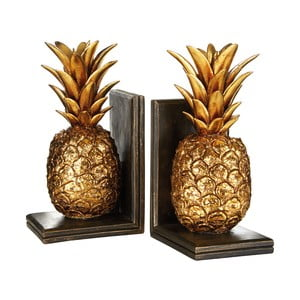 Podpórki do książek Premier Living Pineapple