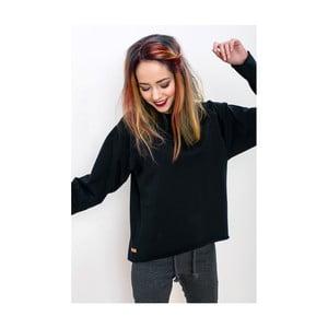 Czarna bluza Lull Loungewear Visionaire, rozmiar XL