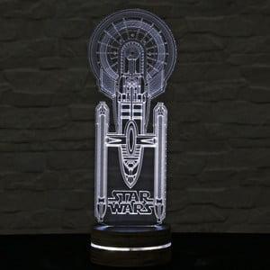 Lampa 3D stołowa Star Wars