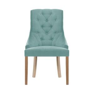 Miętowe krzesło Jalouse Maison Chiara