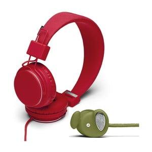 Słuchawk Plattan Tomato + słuchawki Medis Olive GRATIS