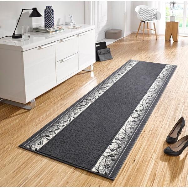 Dywan Basic Elegance, 80x450 cm, szary