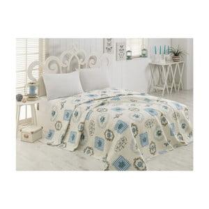 Lekka narzuta na łóżko dwuosobowe Emily, 200x230cm